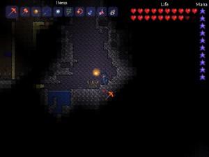 Terraria Guide-Altar