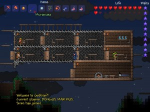 How To Make Crafting Room Terraria