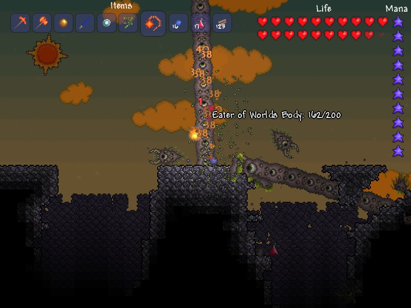 Terraria Guide: the largest mega Terraria Guide - Nerd Age