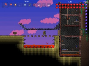 Terraria Guide-The House of Pain