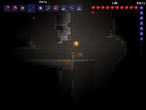 Terraria Guide-The third layer