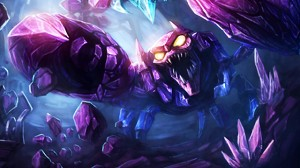 League of Legends Skarner